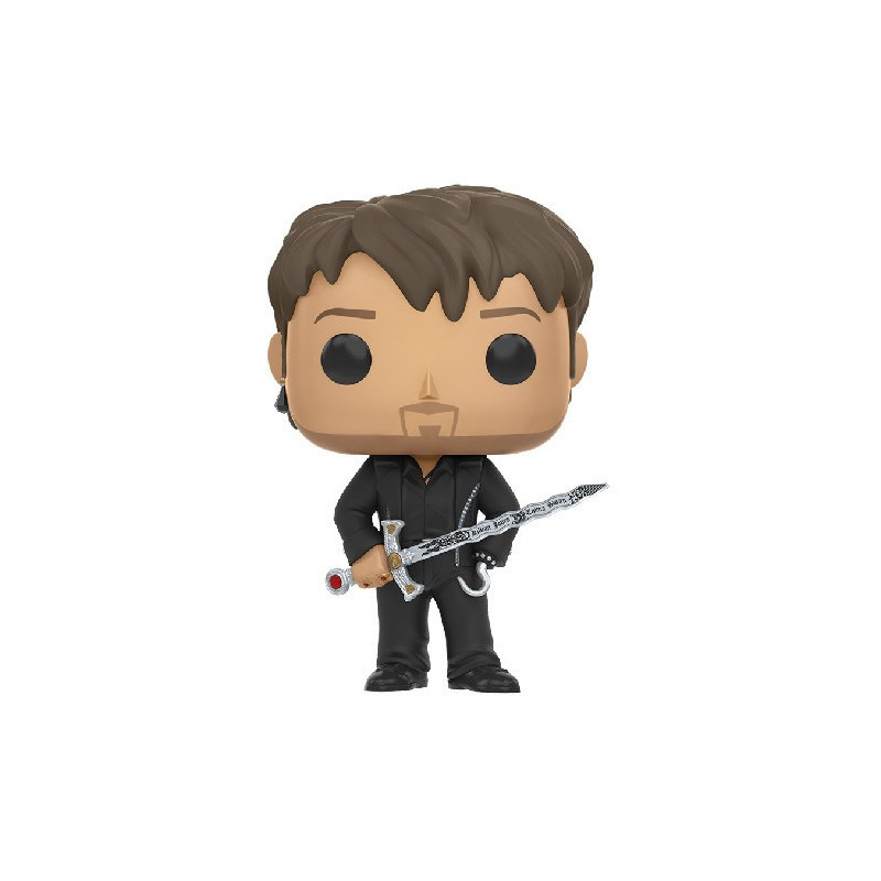 Captain Hook W/ Excallibur Pop Funko #385 - Once Upon A Time