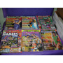 Lote 32 Com 12 Revistas Gamers Antiga