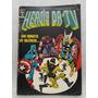 Marvel Heróis Da Tv #105 Editora Abril Formatinho Raro 1988