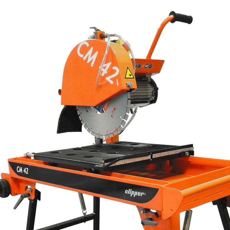 Máquina Clipper Norton Corte Bloco CM42