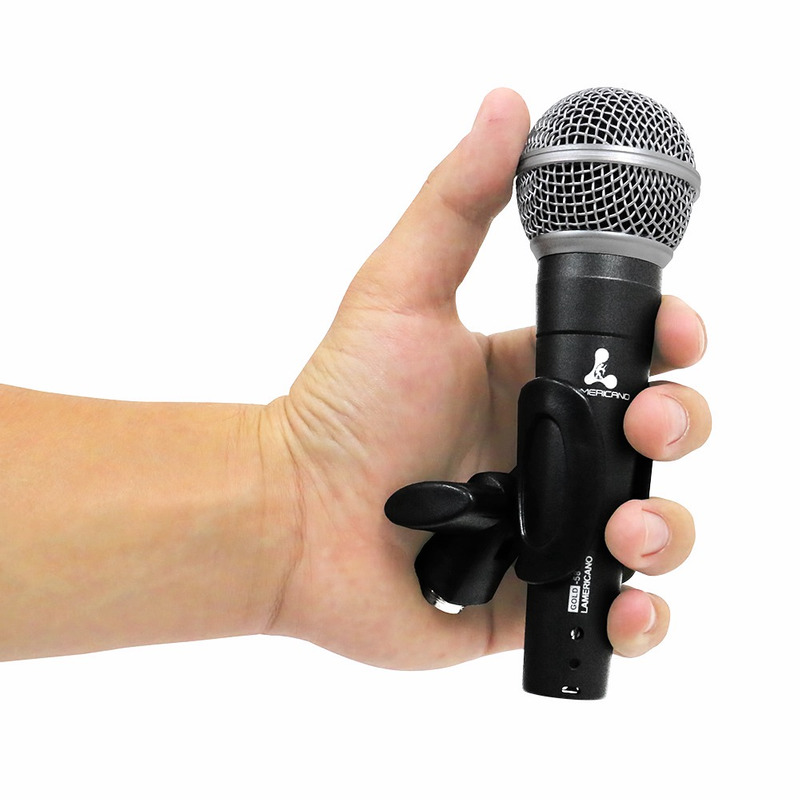Kit 03 Microfones Lamericano Gold-58 Arcano Top De Linha
