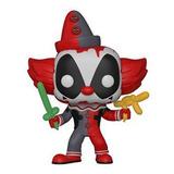 Clown Deadpool Pop Funko #322 - Deadpool Parody - Marvel