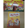 My Family 3a Student, Activity & Kit Book Audio Cd