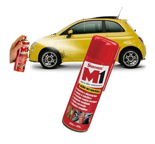 Anti Ferrugem Micro Oleo Desengripante Starret M1 Tira Piche Original