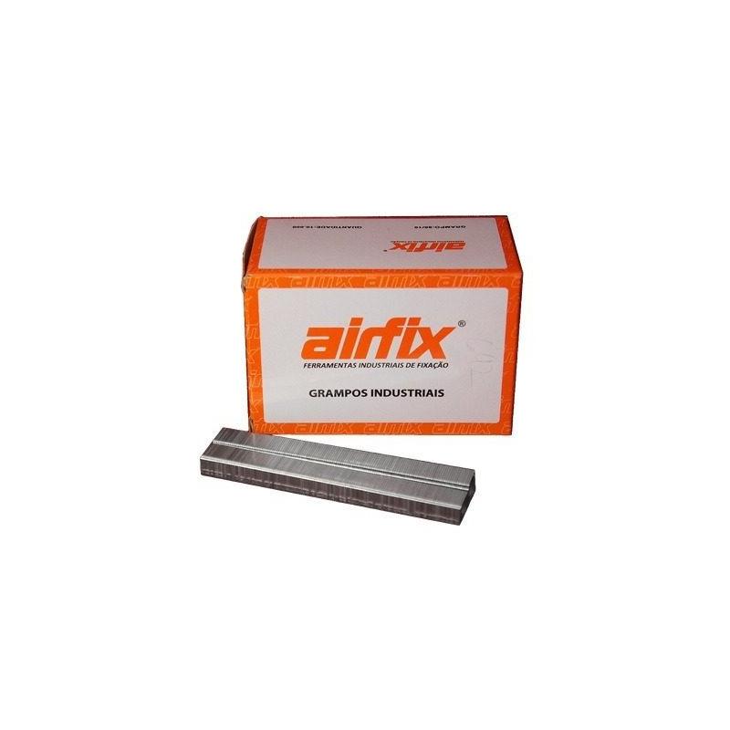 Grampo para Grampeadores 10 x 12,9mm 80 10.000 Unidades - 6131030 - Airfix