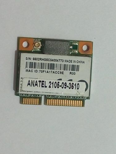 Placa Wi-fi Notebook Acer Aspire Es1-511-c35q Original