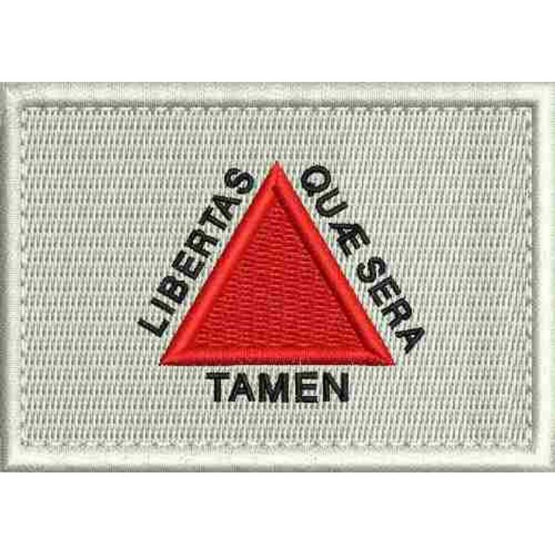 Bandeira de Minas Bordada