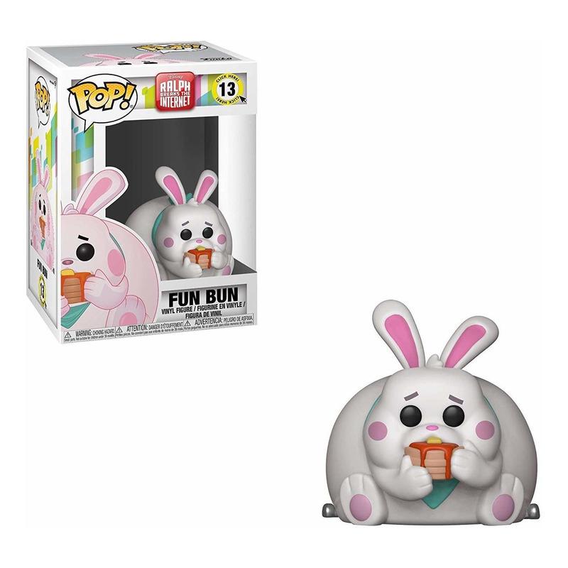 Fun Bun Pop Funko #13 - Detona Ralph 2 - Disney
