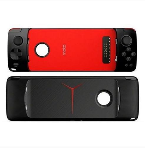 Motorola Moto Snap Gamepad Preto Controle Jogos Linha Z Original