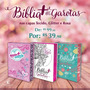Bíblia Para Garotas Ntlh Halley Verde Rosa Glitter