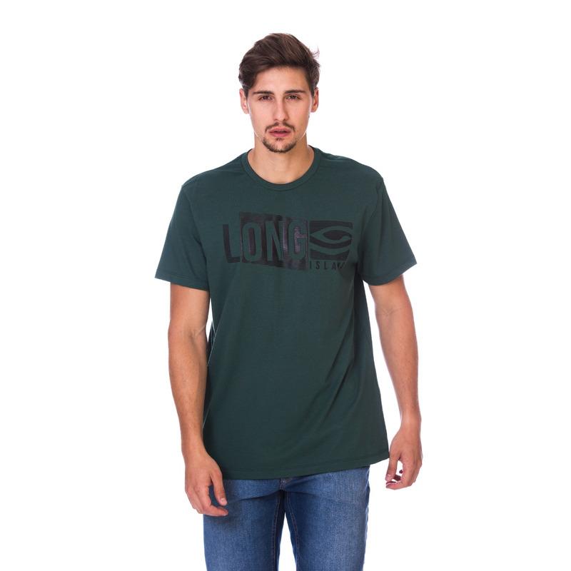 Camiseta Long Island Classic Verde