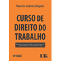 Curso De Direito Do Trabalho 18ed(2019)