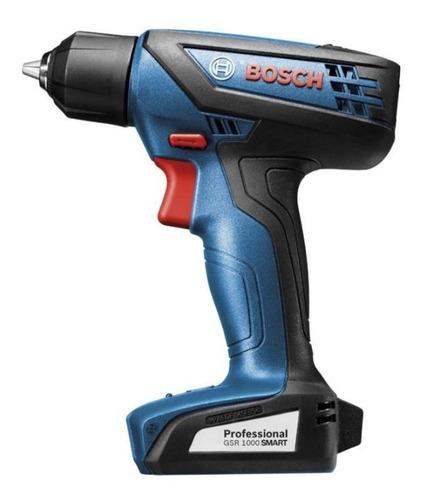 Parafusadeira Furadeira 12v Com Maleta Gsr1000 Smart Bosch Original
