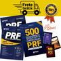 Apostila Prf Livro 500 Questões Comentadas Prf 2018 Kit