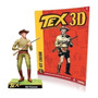 Colecao Tex 3d Miniatura 2 Kit Carson Bonellihq E19