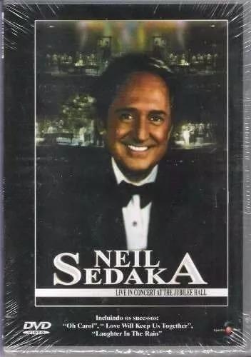 Dvd Neil Sedaka Live In Concert At The Jubilee All Original