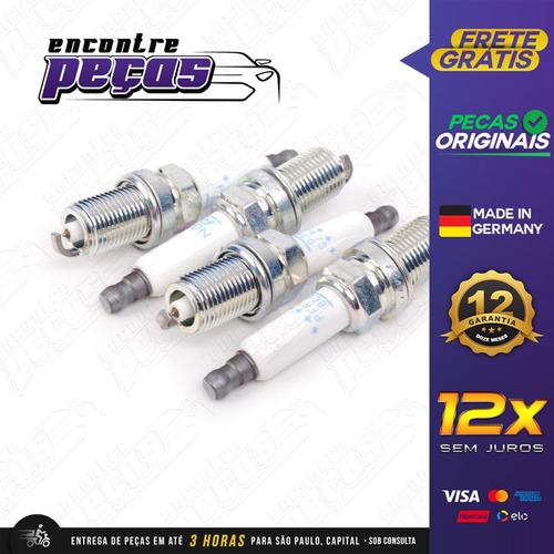 Vela De Ignição Mercedes E200 Kompressor 2002-2009 Original