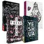 Combo Bíblia Lettering Shine Floral Lucinho Yeshua