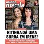 Revista Minha Novela N 930 Contem Poster De Paolla Oliveira