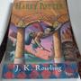 Livro Harry Potter E A Pedra Filosofal J. K. Rowling