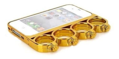 Capinha Capa Case iPhone 4 4s Soco Ingles Original