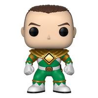 Green Ranger Pop Funko #669 - Tommy No Helmet - Power Rangers