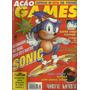 Revista Ação Games Nº 48 Novembro 1993 Especial De Natal