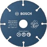 Disco de Serra com Tungstenio para Madeira 110x20mm - Bosch