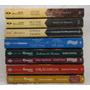 Lote 8 Livros Harlequin Romances Históricos Sem Frete
