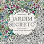 Livro Jardim Secreto Livro De Colorir Para Adultos Novo