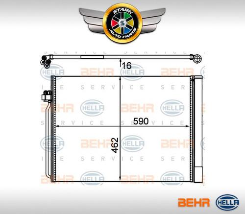 Condensador Ar Condicionado Bmw X6 Xdrive35i 3.0 2007-15 E71 Original