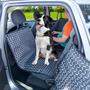 Capa Pet Impermeável Versatile Cães (6 Formas Uso) Guia