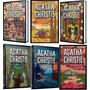 Coleção Agatha Christie 6 Livros: Casa Torta; Mansão Hollow;