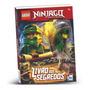 Livro Lego Ninjago Livro Dos Segredos Com Minifigura Inclusa