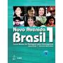 Novo Avenida Brasil 1 Livro Texto Com Exercícios Epu