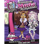 Monster High Atividades De Moda Horripilantes C/aplique De