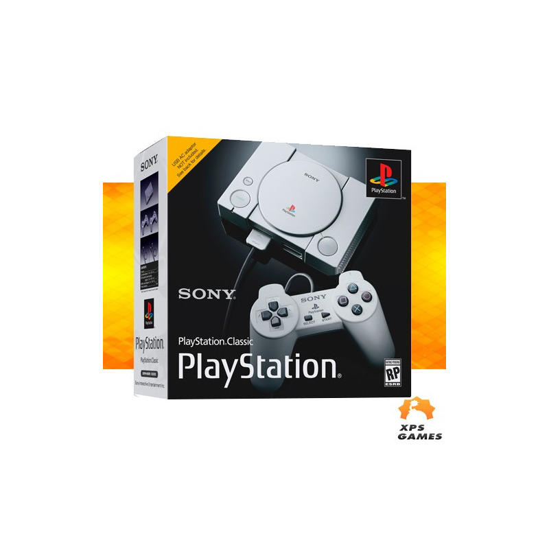 Console Retro Playstation 1 - PsOne Classic