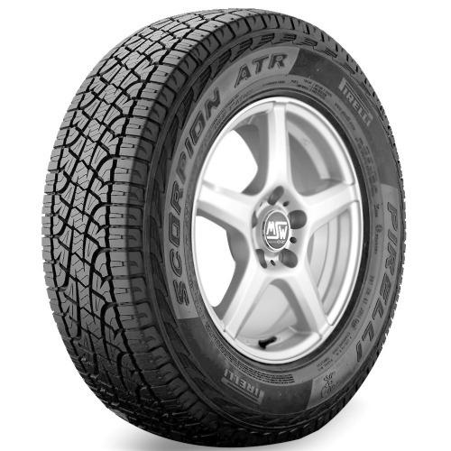 Pneu 245/70 R16 Pirelli Scorpion Atr 113t Novo