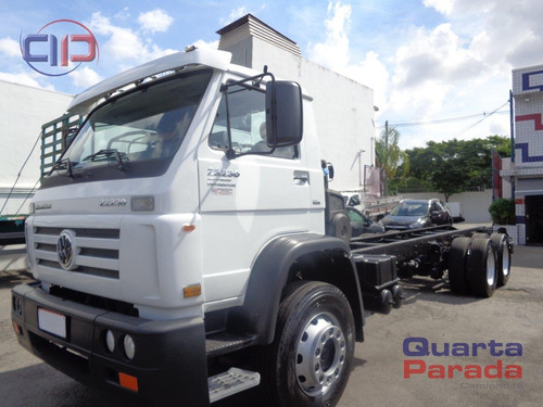 Vw 23.230 Worker Truck No Chassis
