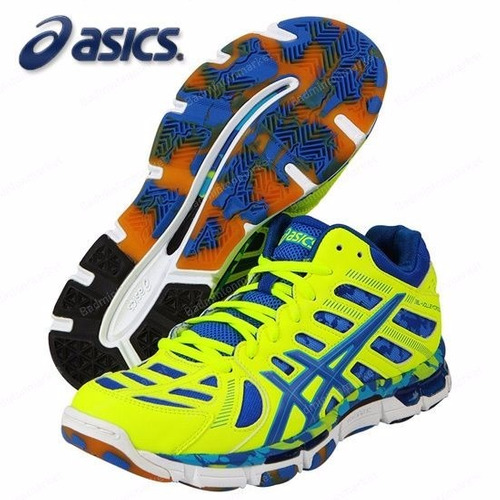 5013b84915207 Comprar Tênis Asics Gel Volleycross Revolution Mt - Vôlei - Apenas R   349