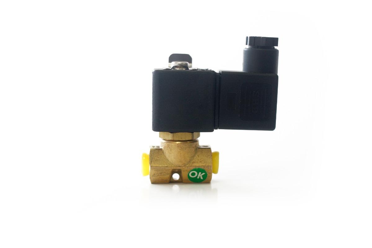 Válvula solenoide para boost control 2 vias - 1/8&...
