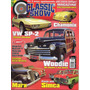 Classic Show Nº20 Vw Sp2 Ford Woodie Porsche Chamonix Simca