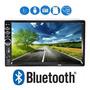 Central Multimídia Mp5 Bluetooth Usb Sd E Espelhamento