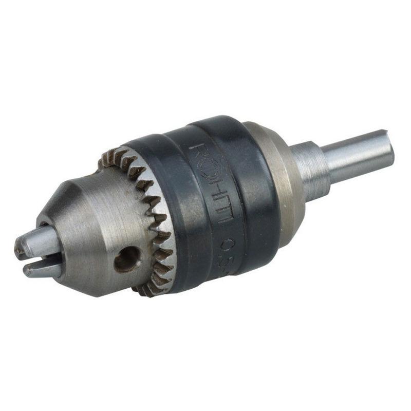 Porta brocas - Capacidade de 0.5 - 6.5mm  24152 - Proxxon