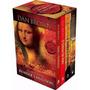 Dan Brown Box Aventuras De Robert Langdon 4 Livros Novos