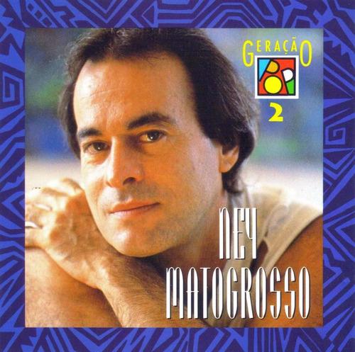 Cd - Ney Matogrosso - Geração Pop 2 Original