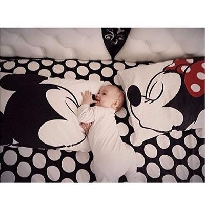 6030cd6ea1 Kit De Jogo De Cama Queen Size - Disney Minnie   Mickey - HomeImportsUsa
