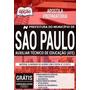 Apostila Prefeitura São Paulo Sp Aux Técnico Educação opção