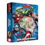 Box De Historias Vingadores Com 6 Livros