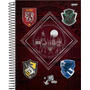 Caderno Linguagem Esp 96f Cd 63598 Harry Potter Jandaia